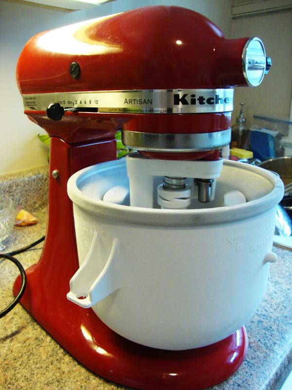 Kitchen Aid Ice Maker Freezes Up