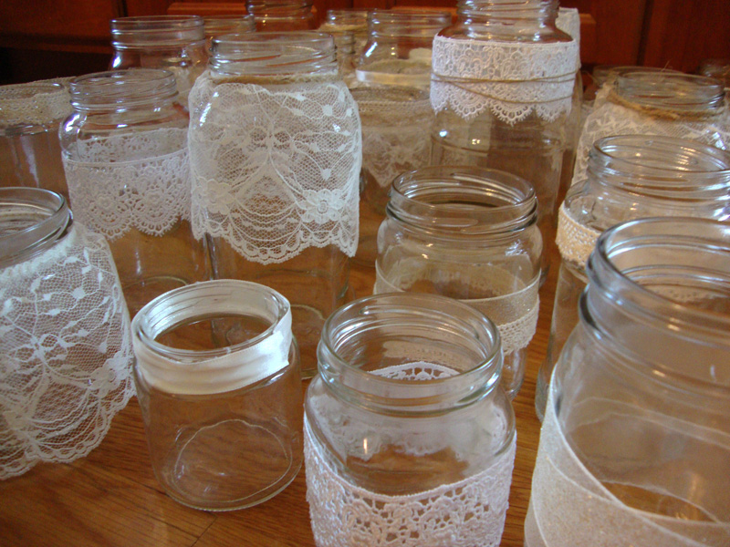 Decorating Candle Jars DIY Glass Jar Candle Luminaries Caitlin Wallace Rowland 27