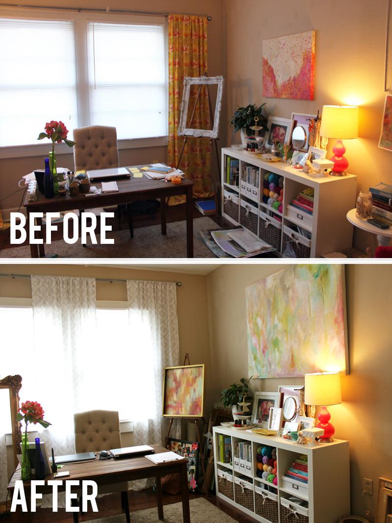 before after back corner side