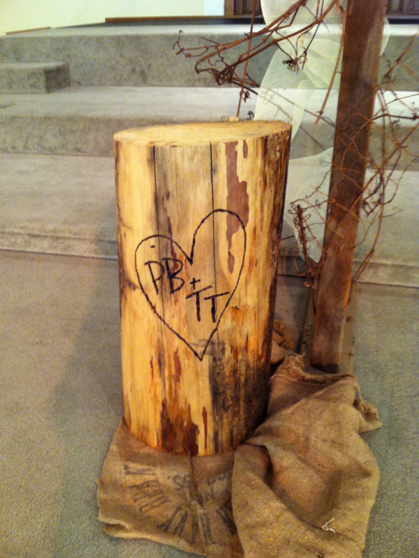 stump with initials1