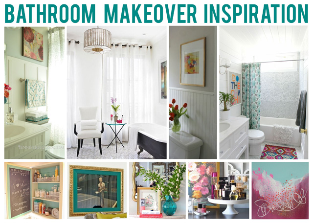 bathroom makeover inspiration1