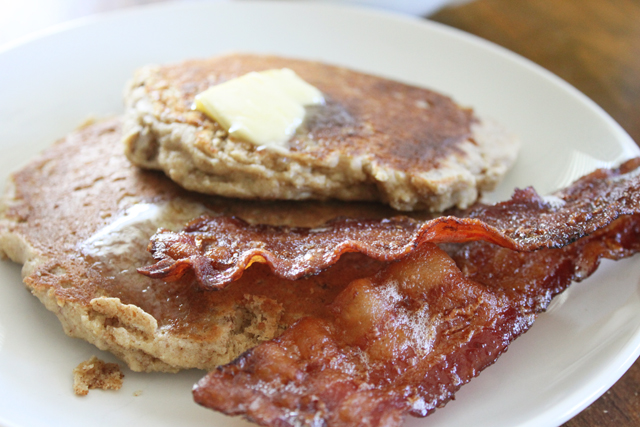bacon and pancakes1