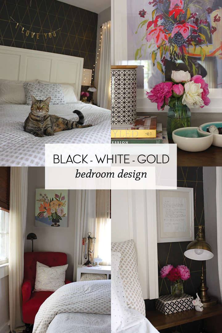 gold ideas vintage gorgeous and white accents bedroom with designs